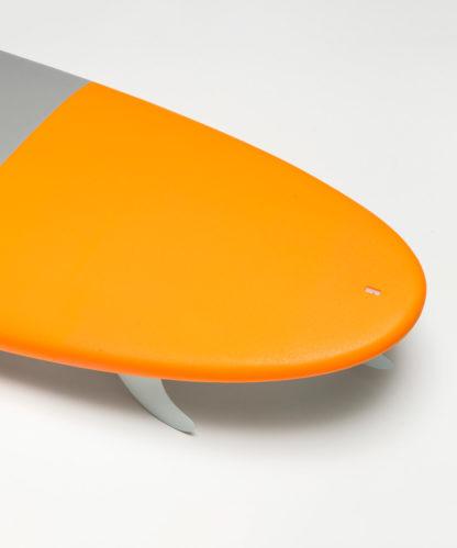 Flowt Marshmallow 56 Orange Top Tail Details