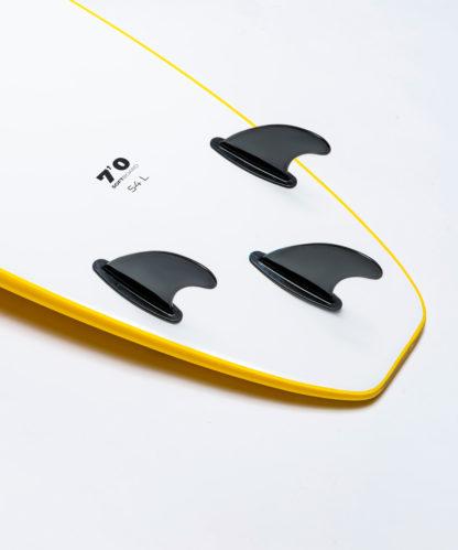 Flowt Standard 70 Bottom Tail Details