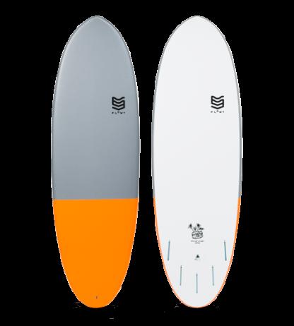 Flowt Marshmallow 511 Orange Frontview
