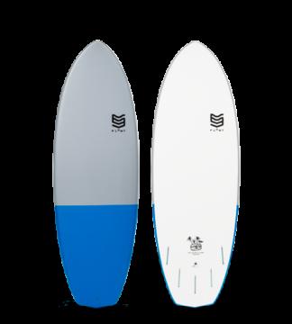 Flowt Marshmallow 53 Blue_Frontview