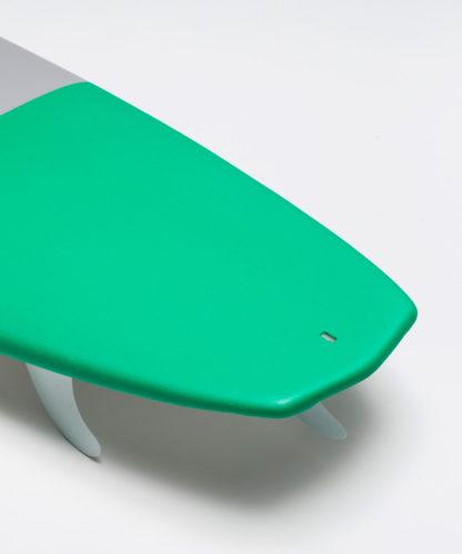 Flowt Marshmallow 56 Green Top Tail Details