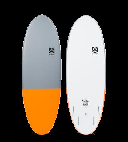 Flowt Marshmallow 56 Orange Frontview