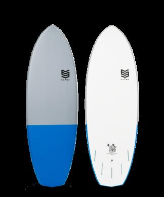 Flowt Marshmallow 53 Blue Frontview