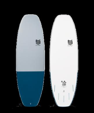 Flowt Marshmallow 53 Navy Frontview